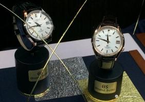 그랜드 세이코 55주년 기념 히스토리컬 컬렉션 62GS 2종 국내 출시 행사