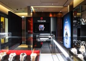 튜더, 신세계백화점 본점에 단독 매장 오픈