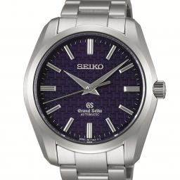 [세이코] 그랜드 세이코, 전세계 500개 한정 블루 다이얼 시계 출시