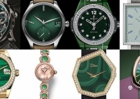 [WATCH IT] 올해의 핫 컬러, '초록초록한' 시계 이야기 2