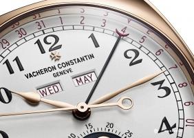 바쉐론 콘스탄틴, 하모니 컴플리트 캘린더 등 총 10개 신모델 공개