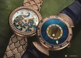 [LVMH Watch Week] 불가리 세르펜티, 루체아, 디바스 드림 컬렉션 신제품