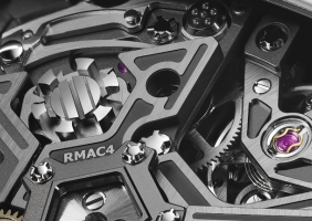 [GMT] Cover story : RICHARD MILLE Machine & Timepiece