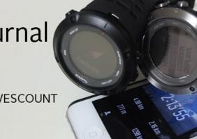 순토 앰빗3 & 무브즈카운트 앱 사용기