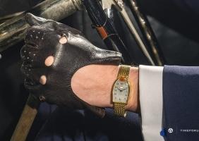 경매에 나온 에토레 부가티의 미도 시계