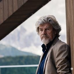 몽블랑 X 메스너 산악 재단 파트너십 기념 라인홀트 메스너(Reinhold Messner) 인터뷰