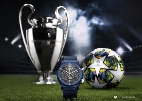 위블로 클래식 퓨전 에어로퓨전 크로노그래프 UEFA 챔피언스 리그