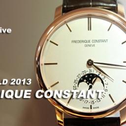 2013 프레드릭 콘스탄트 Frederique Constant