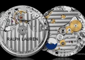 [Pre-SIHH]  Ralph Lauren의 Sporting World Time