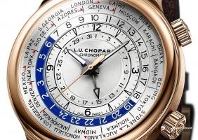쇼파드의 첫 월드 타임 시계, L.U.C 타임 트래블러 원(L.U.C Time Traveler One)
