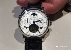 [SIHH 2017] A. Lange & Söhne Report