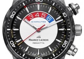 모리스 라크로아, 폰토스 S 다이버 블랙 PVD & 폰토스 S 레가타