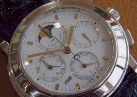 시계의 분류 : 제 2 편 문페이스와 캘린더 시계