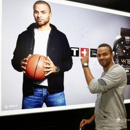 티쏘(TISSOT), NBA와 획기적인 글로벌 파트너 쉽 체결 발표 화제
