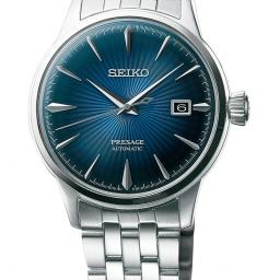[세이코] 세이코, 칵테일 '블루문'서 영감 받은 세이코 프리사지 'SRPB41J' 출시