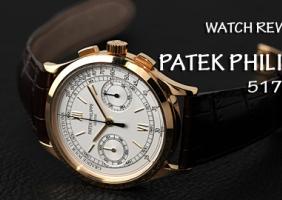 Patek Philippe 5170J Review