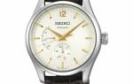 [세이코] 세이코 오토매틱 시계 60주년 한정판 '프리사지 SARW027J' 출시