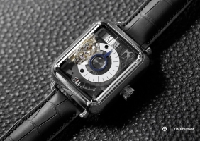[SIHH 2017_ Carré des Horlogers] H. Moser & Cie, Hautlence Report